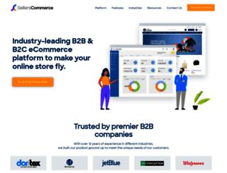 sellerscommerce.com screenshot