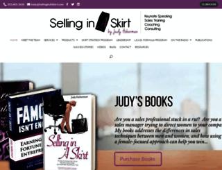 sellinginaskirt.com screenshot