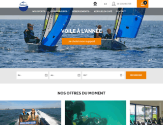 sellor-nautisme.fr screenshot