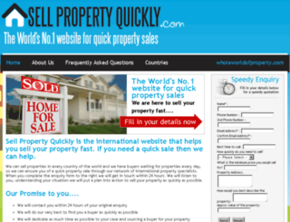 sellpropertyquickly.co.uk screenshot