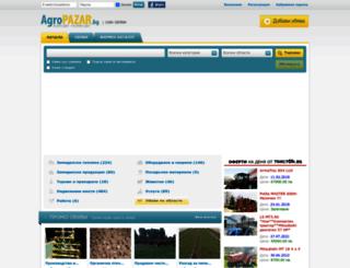 selo-manole.agropazar.bg screenshot