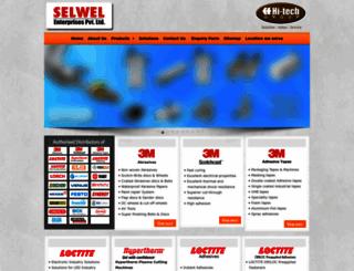 selwelindia.com screenshot