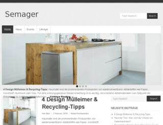 semager.ch screenshot