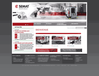 semat.com screenshot