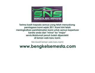 semestangvservices.com.my screenshot