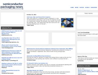 semiconductorpackagingnews.com screenshot