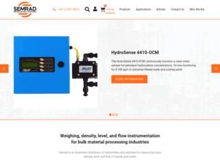 semrad.com.au screenshot