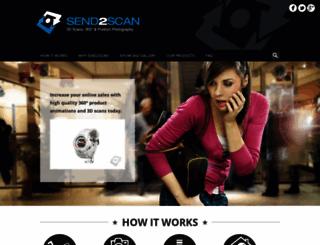 send2scan.com screenshot