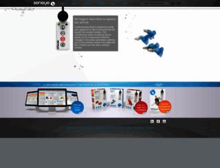 seneye.com screenshot