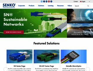 senko.com screenshot