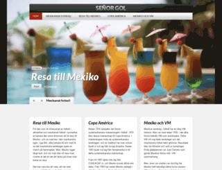 senorgol.nu screenshot