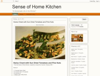 senseofhome.blogspot.com screenshot