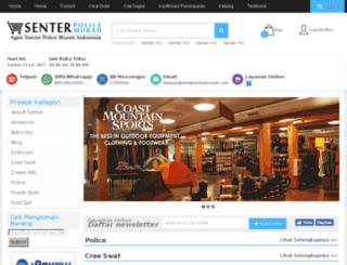 senterpolicemurah.com screenshot