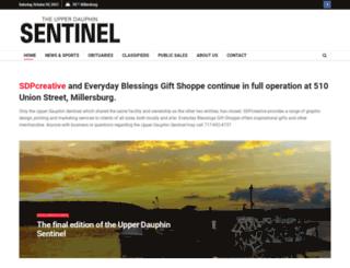 sentinelnow.com screenshot