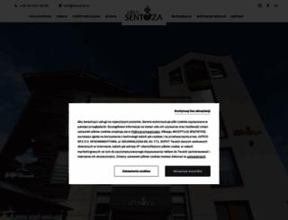 sentoza.pl screenshot