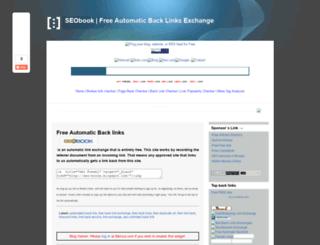 seo-books.blogspot.com screenshot