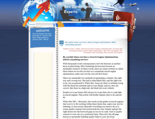 seo-consultantsseoexperts.blogspot.com screenshot