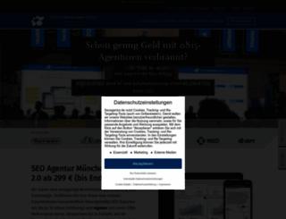 seo-dienstleister.de screenshot