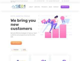 seo-india.in screenshot