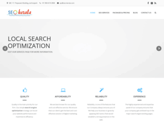 seo-kerala.com screenshot