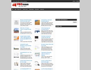 seo.vnblogger.org screenshot