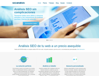 seoanalisis.com screenshot