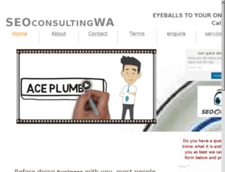 seoconsultingwa.com screenshot