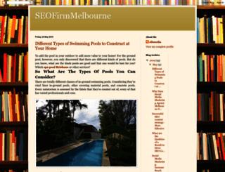 seofirmmelbourne.blogspot.in screenshot