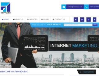 seoindubai.com screenshot