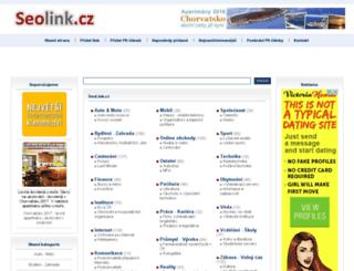 seolink.cz screenshot