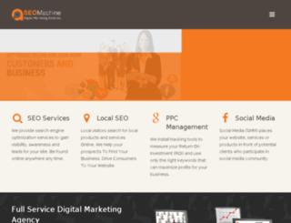 seomachine.net screenshot