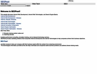 seopearl.com screenshot
