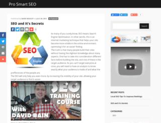 seoprosmarketmart.com screenshot