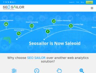 seosailor.com screenshot