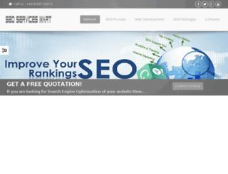 seoservicesmart.in screenshot