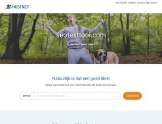 seotexttool.com screenshot