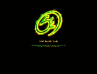 seotraffictools.com screenshot