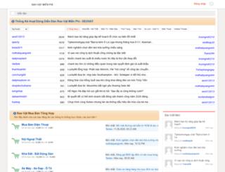 seovat.com screenshot