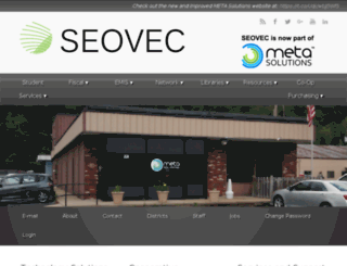 seovec.org screenshot