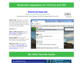 separatethis.com screenshot