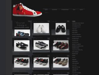 sepatu88.blogspot.com screenshot