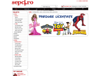 sepci.ro screenshot
