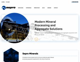 seprosystems.com screenshot
