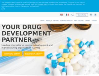 sepspharma.com screenshot