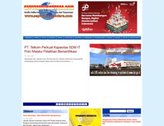 seputarnusantara.com screenshot
