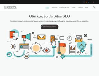 sequenciadigital.com.br screenshot