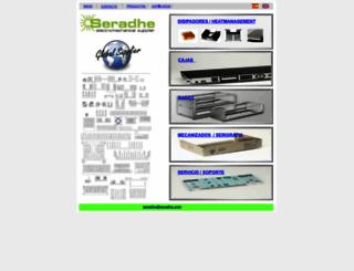 seradhe.com screenshot