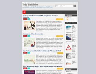 serbabisnisonline.blogspot.com screenshot