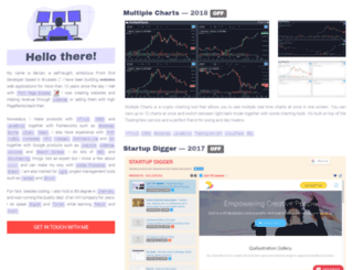 sercanyilmaz.com screenshot