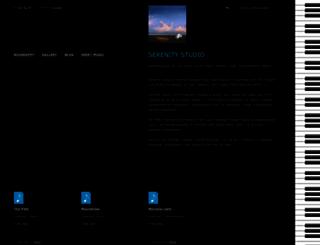 serenity-studio.musicaneo.com screenshot